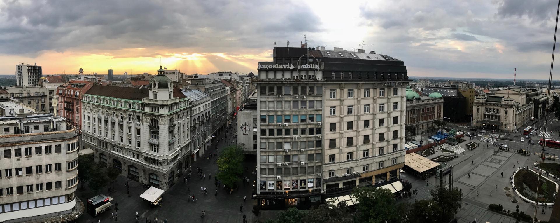 Viejo Belgrado